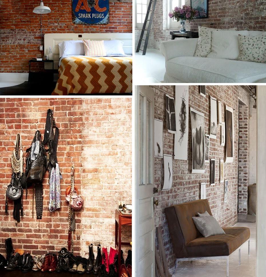 murstensvæg stue