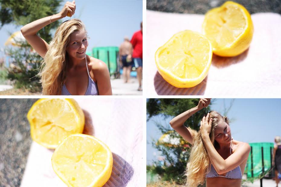 hvordan får man lysere hår