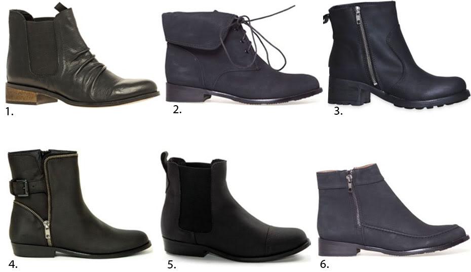 aa87f9e1e81 Flade støvler - Christina Dueholm