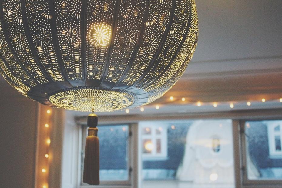 lampe fra marokko