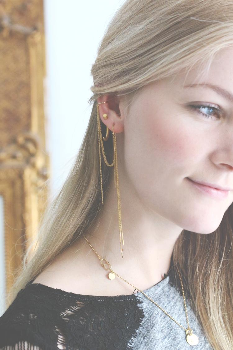 jane kønig earring