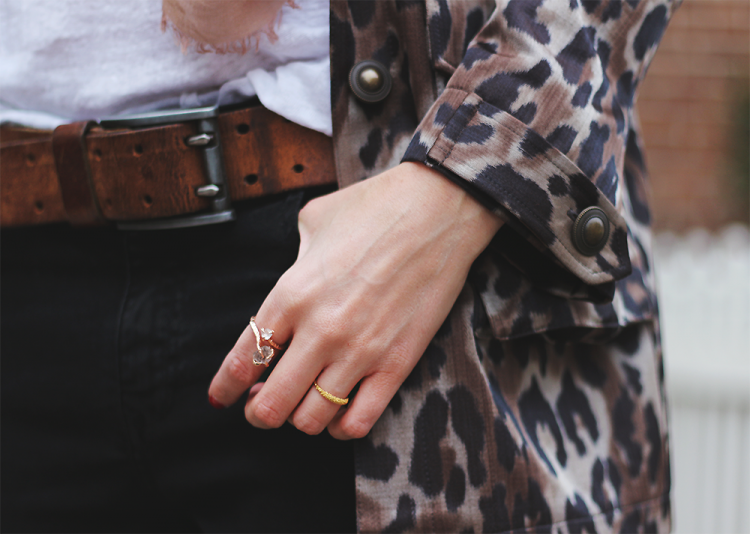 d8afb99bff13 ... mode tøj styling streetstyle bjørg smykker ring jewellery trine wilkens  thaysen christensen modeblog fashion blog blogger danmark tøj leo jakke  leopard ...