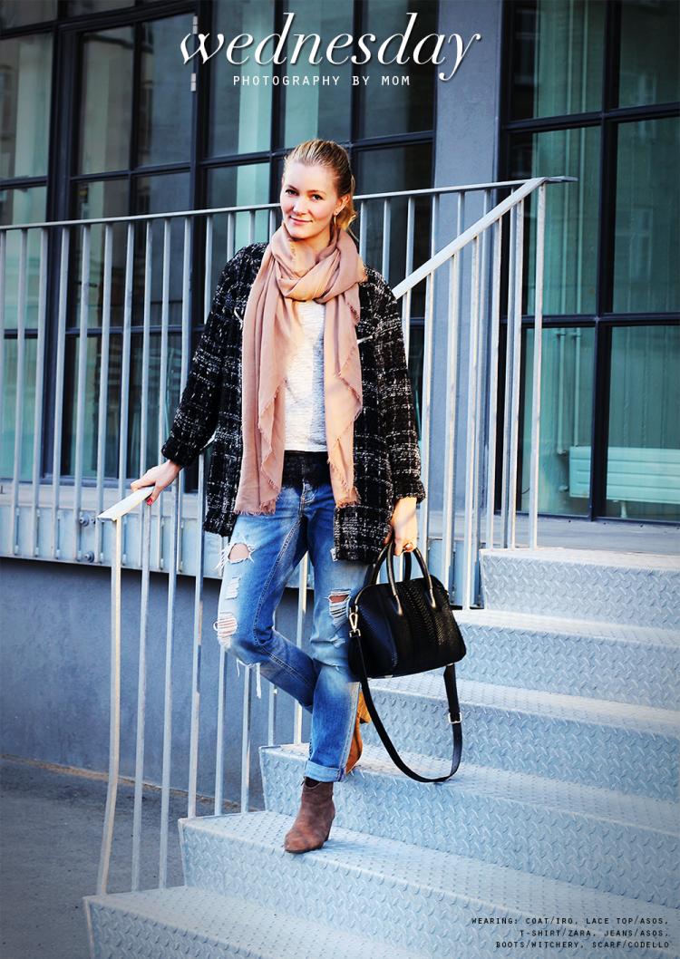 boyfriend jeans denim iro franske mærker zara asos leowulff codello outfit modeblog ootd fashion blog styling design designer