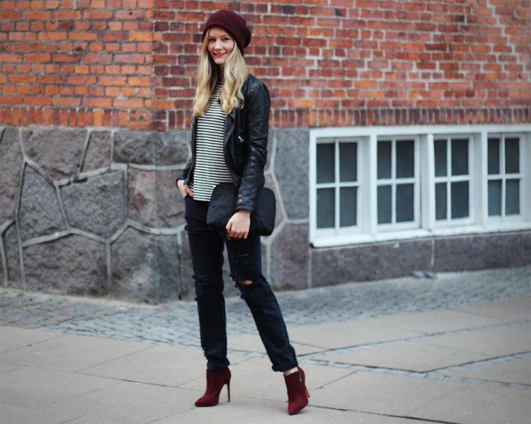 boyfriend jeans modeblog fahion blog blod danmarks største blog tøj billigt tøj mode trends ss14 bukser shorts beanie hat striber
