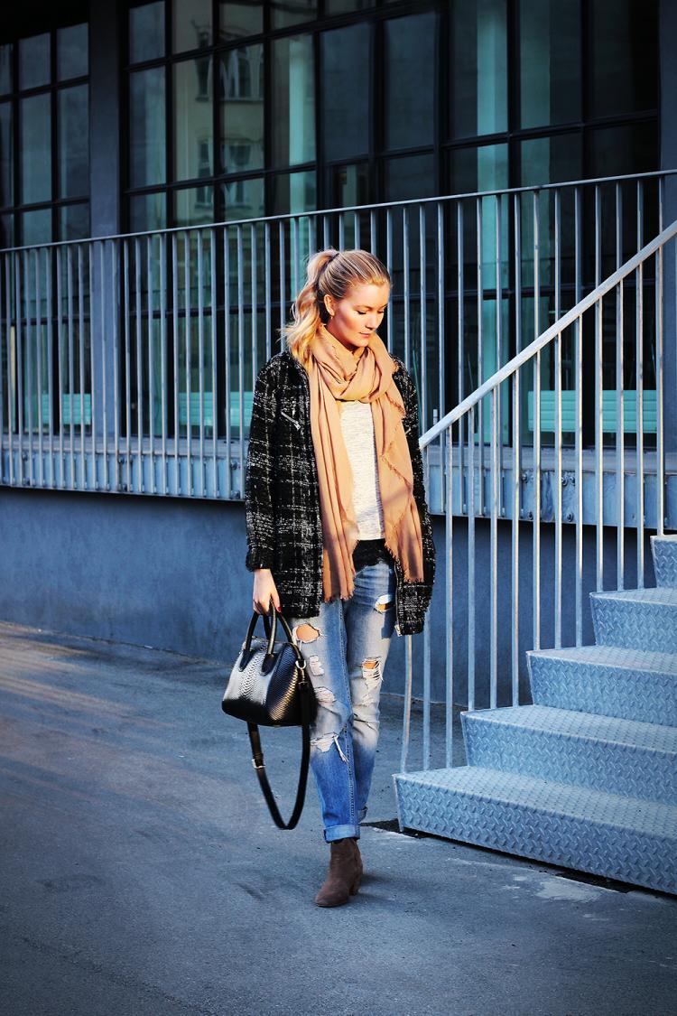 denim jeans boyfriend fashion blog blogger modeblog mode tøj