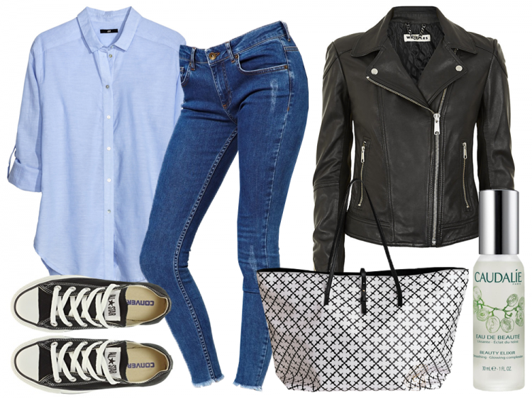 everyday casual outfit ootd modeblog fsahion blog blogger streetstyle designer stylist moderedaktør
