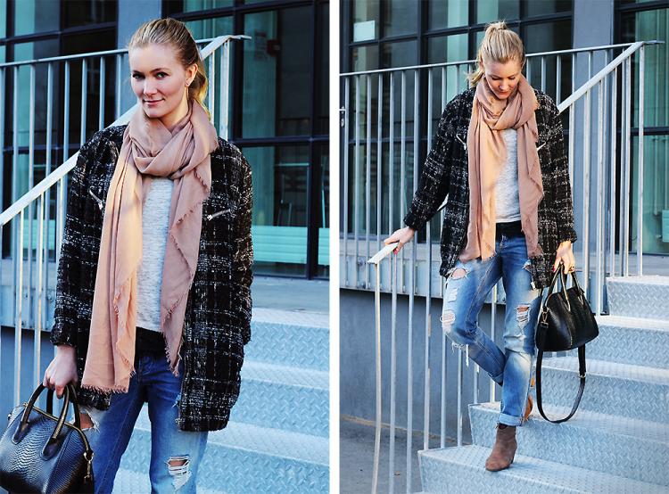 iro modeblog modebloggere danmark fashion styling designer fashionista icon street style trends2014 farver bouclé leowulff boyfriend jeans zara asos passionsforfashion