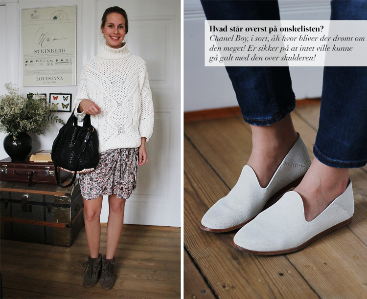 pedro garcia modeblog fashion blog blogger outfit ootd alexander wang isabel marant suede loaders  copy