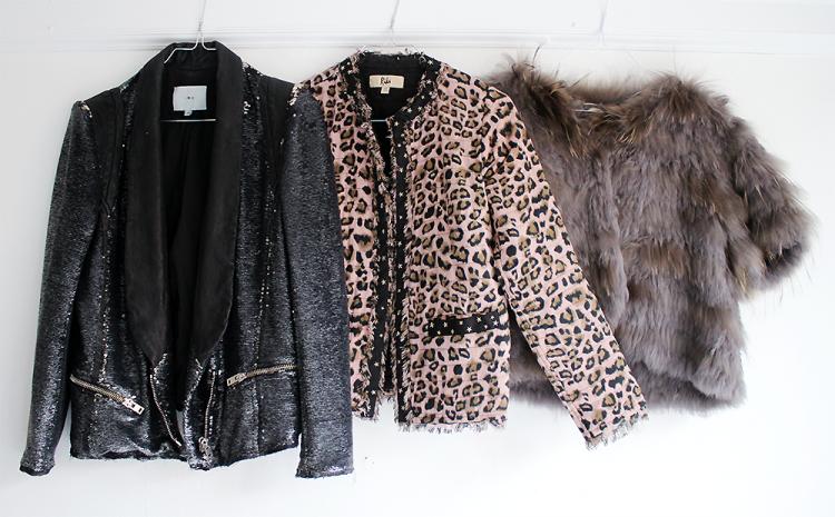 pels pailletjakke iro rika leopard jakke frakke forår sommer mode tøj blogging styling modeblog fashion blog blogger oneline shopping strøget københavn