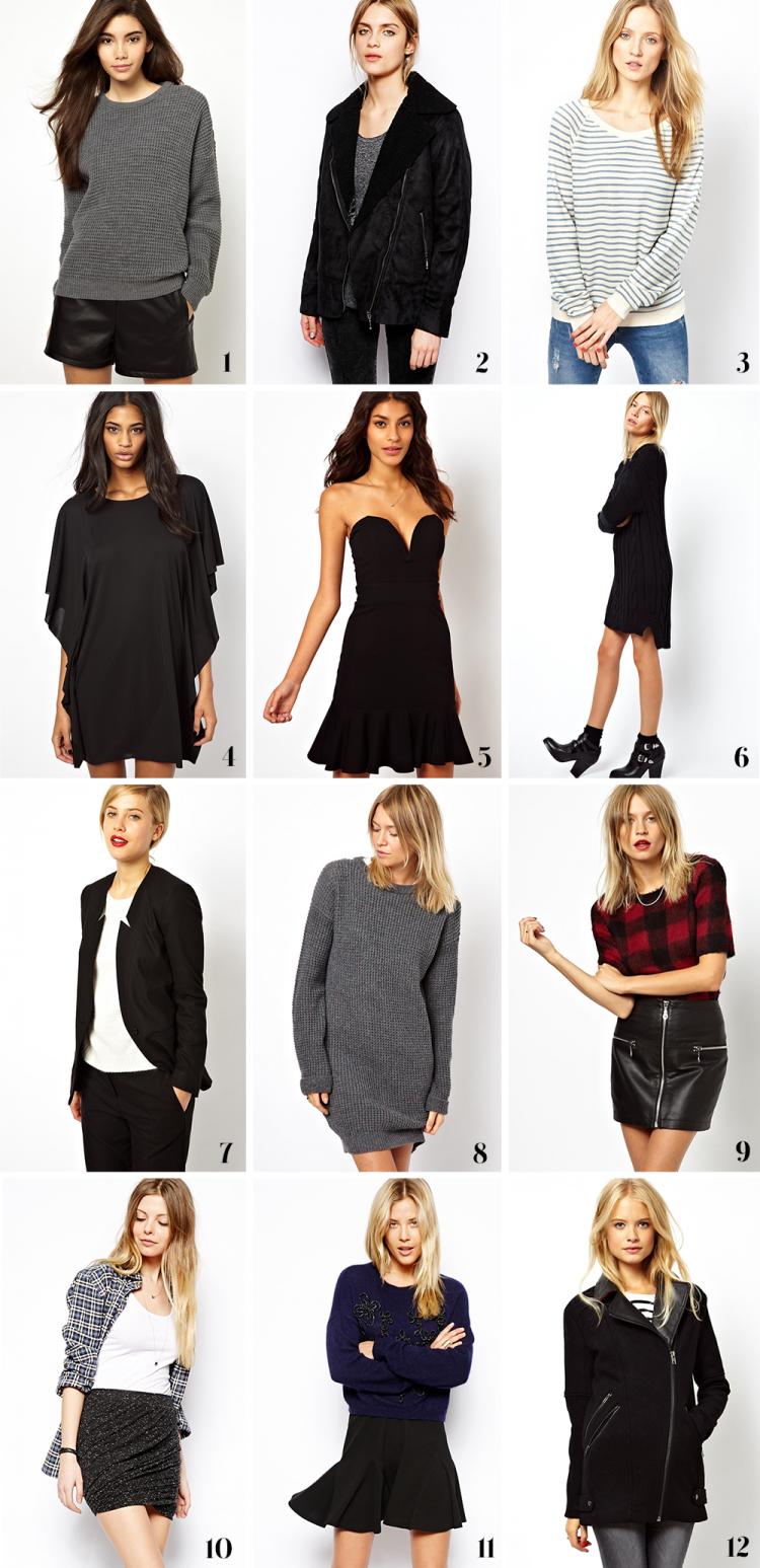 asos sale modeblog fashion blog blogger asos udsalg godt kup godt køb styling high-street billigt tøj