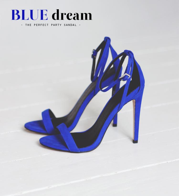 blue sandal sandaler modeblog fashion blgo blogger