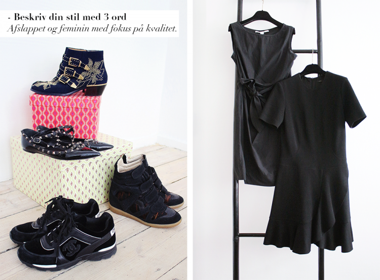 chanel sneakers valentino rockstud chloé susanna ldb mode fashion blog styling garderobe