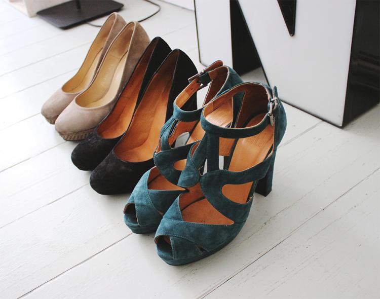 gardenia shoe biz modeblog fashion blog