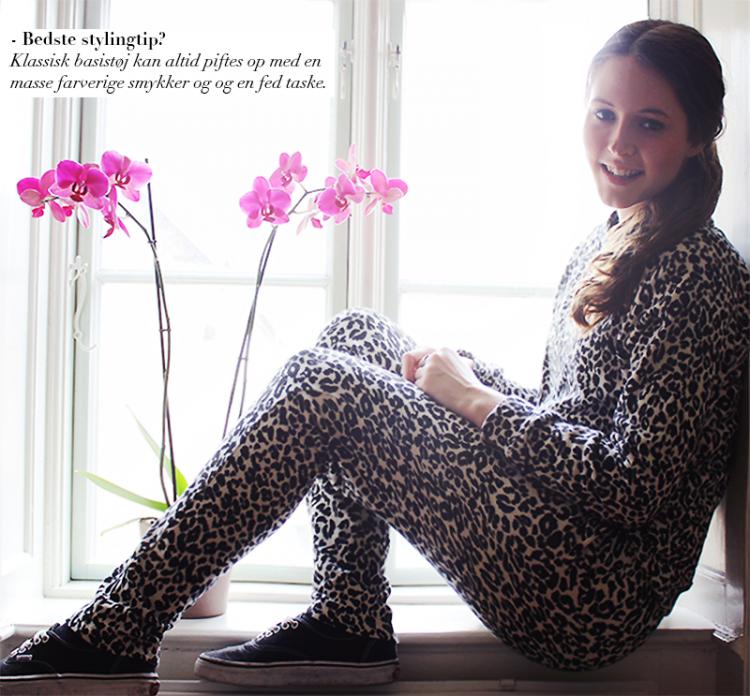 leopard suit moss copenhagen
