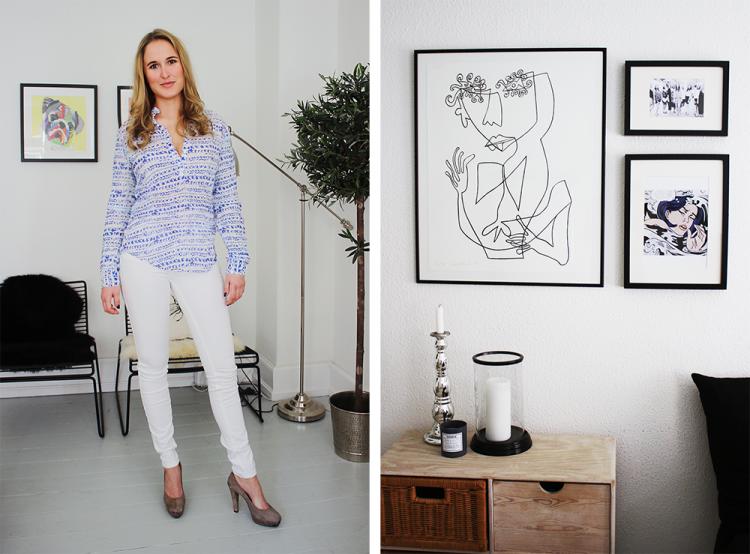 nadia fischer guld modeblog fashion blog wardrobe garderobe