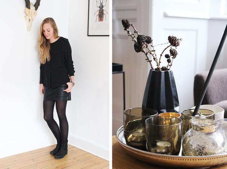 sort tøj modeblog fashion blog