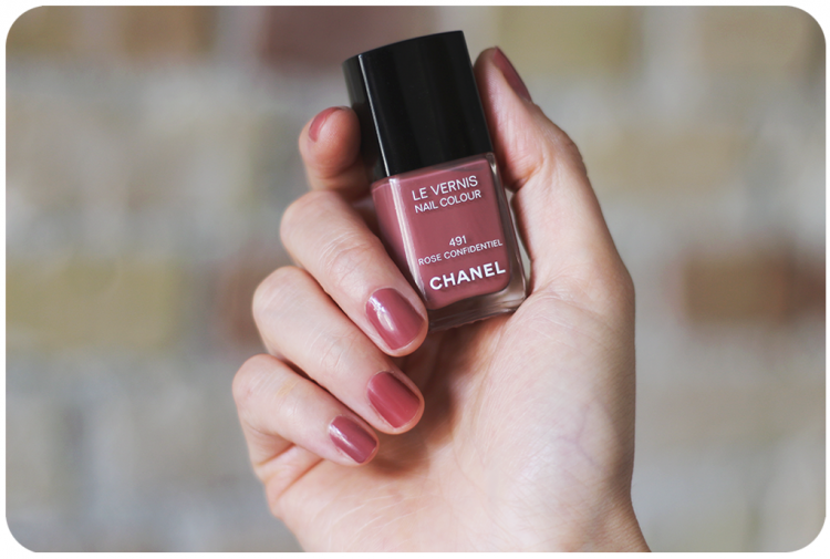 chanel 491 rose confidential