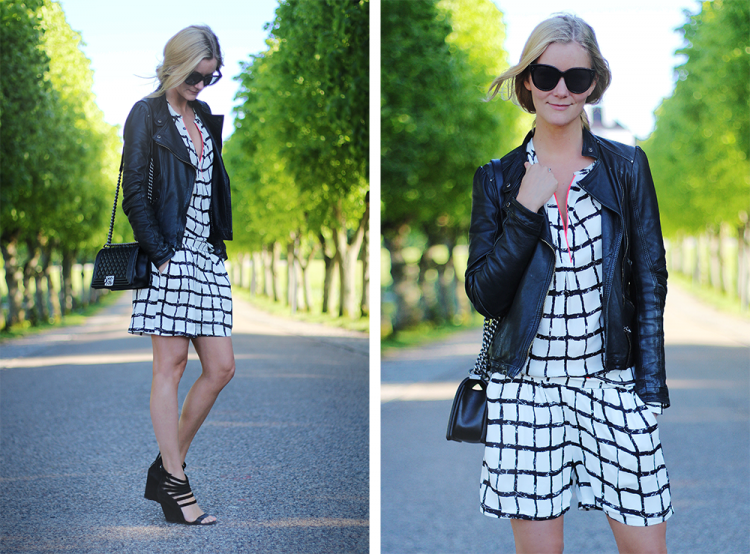 objectfashion modeblog fashionblog blogger outfit shorts tern læderjakke skindjakke styling hørsholmkirke