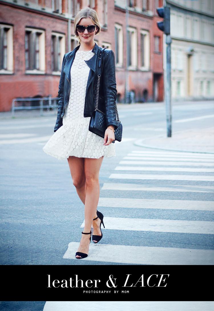 blondekjole diy modeblog