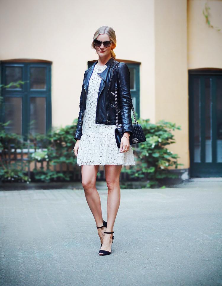blondekjole sommerkjole dit modeblog