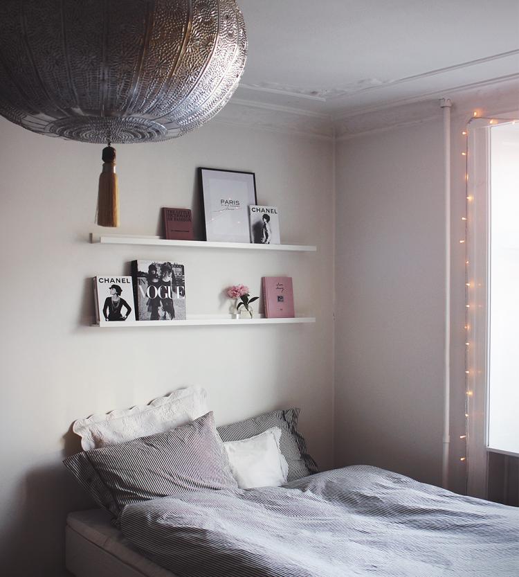 book shelves hylder ikea modeblog fashionblog blogger indretning interiordesign