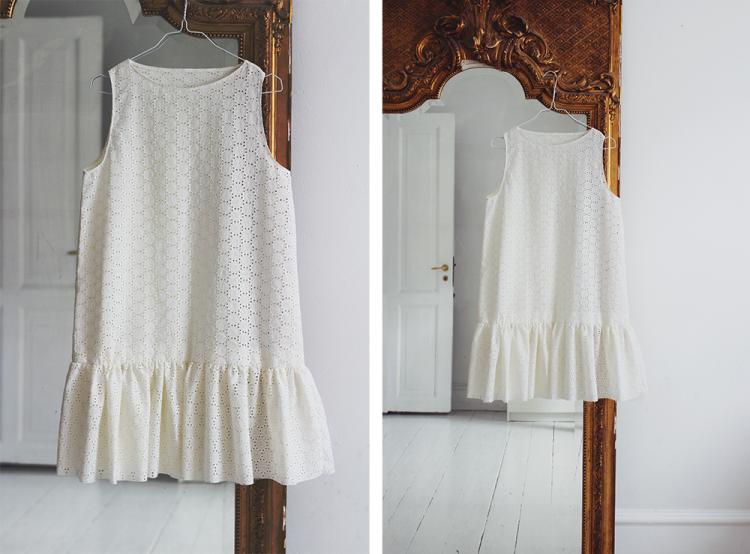 diy dress lace dress
