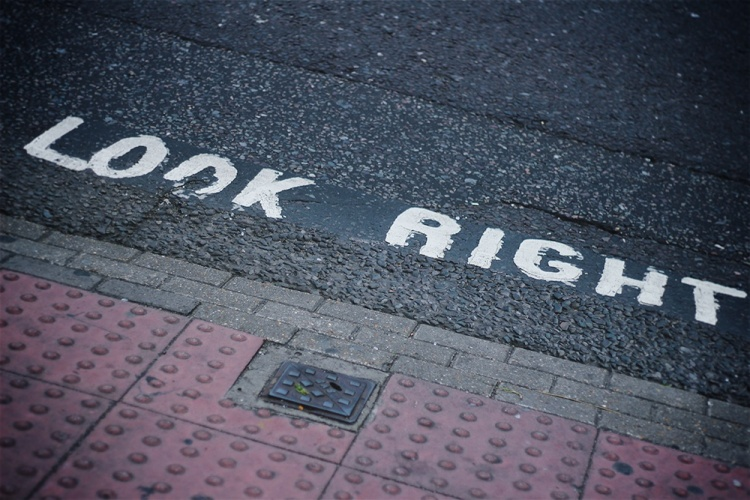 look right london