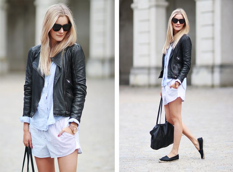 shorts sommertøj modeblog fashion styling ootd instagram cph shopping