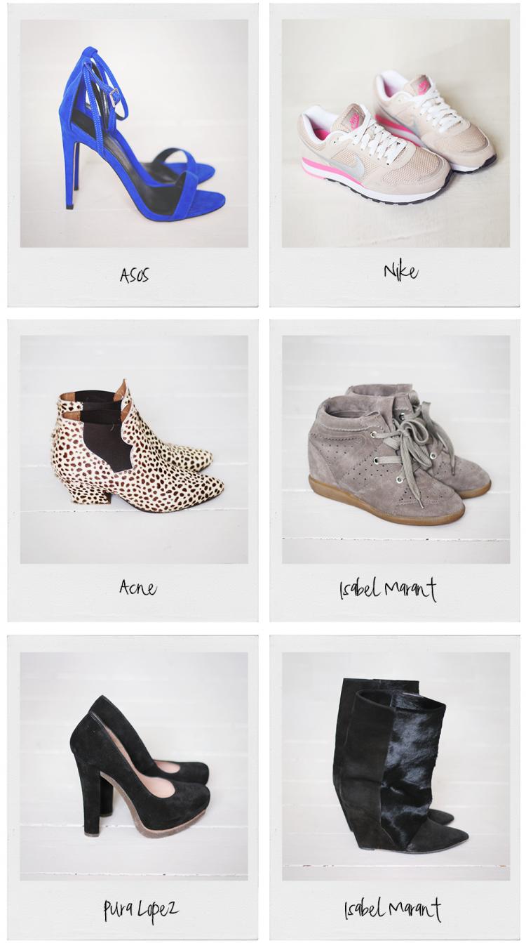sko isabel marant modeblog fashionblog outfit ootd