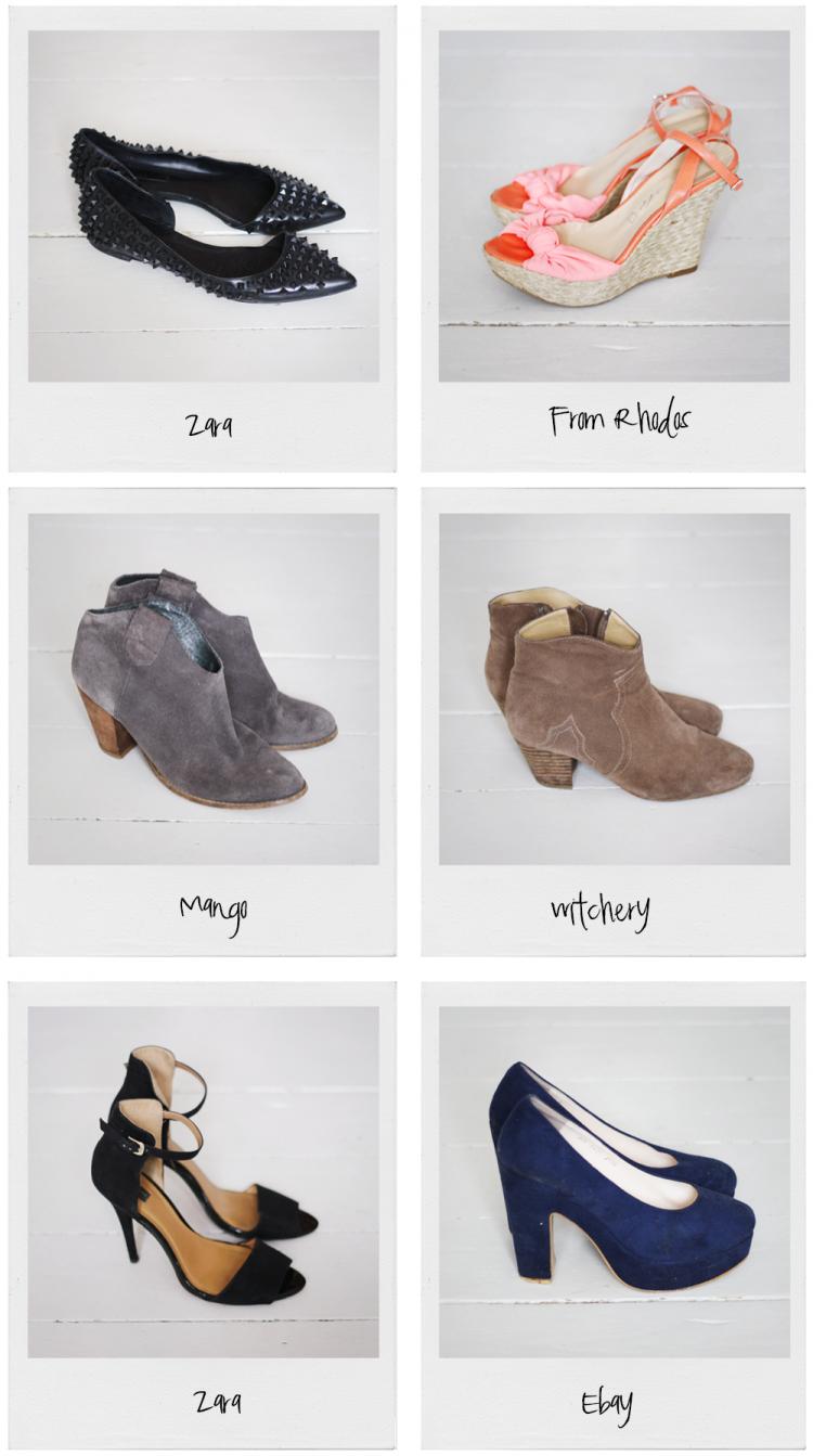 sko mode blog blogger stiletter flade sko