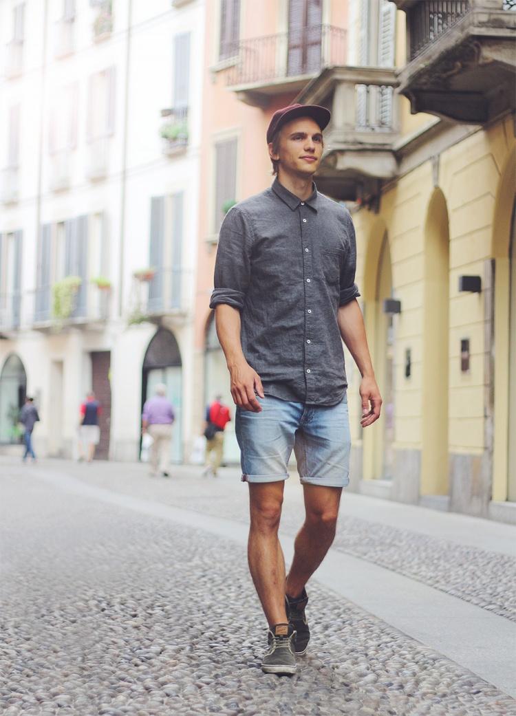 mens fashion modeblog fashionblog streetstyle skjorte nn07