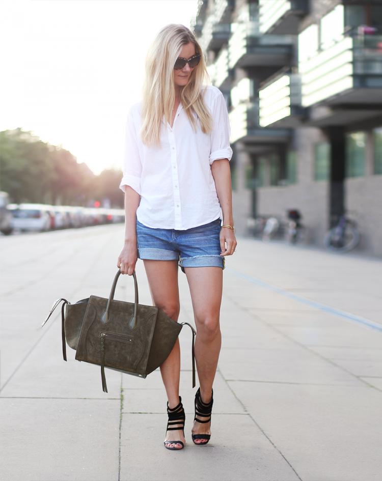 outfit fashion styling mode shopping københavn celine phantom ruskindstaske