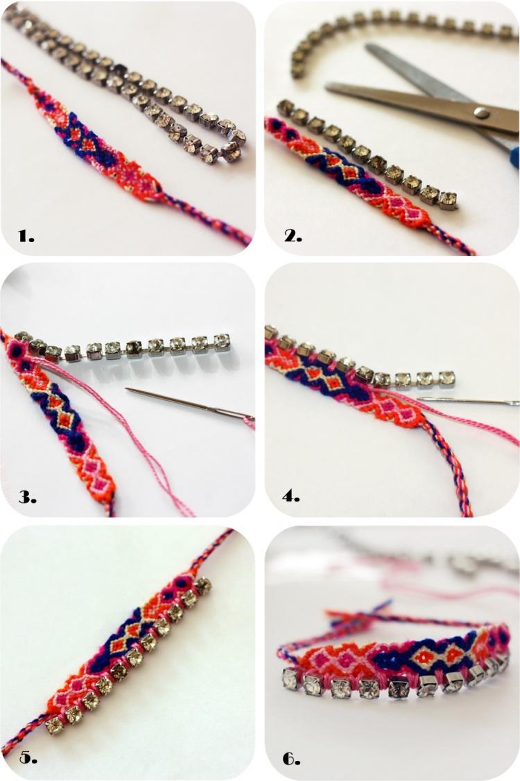 knyttet-armbånd