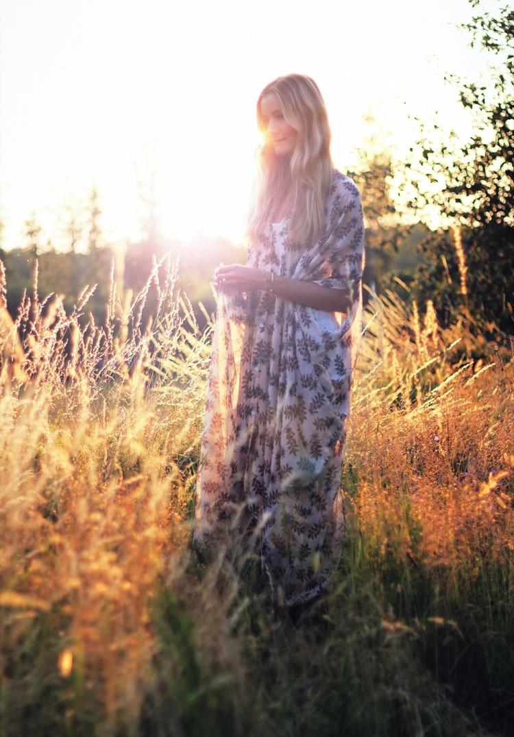 rodebjer agave kjole