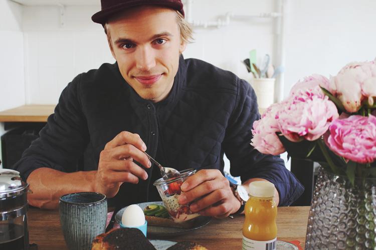 breakfast-boyfriend-quiltedjacket-chiagrød-modeblog-fashion