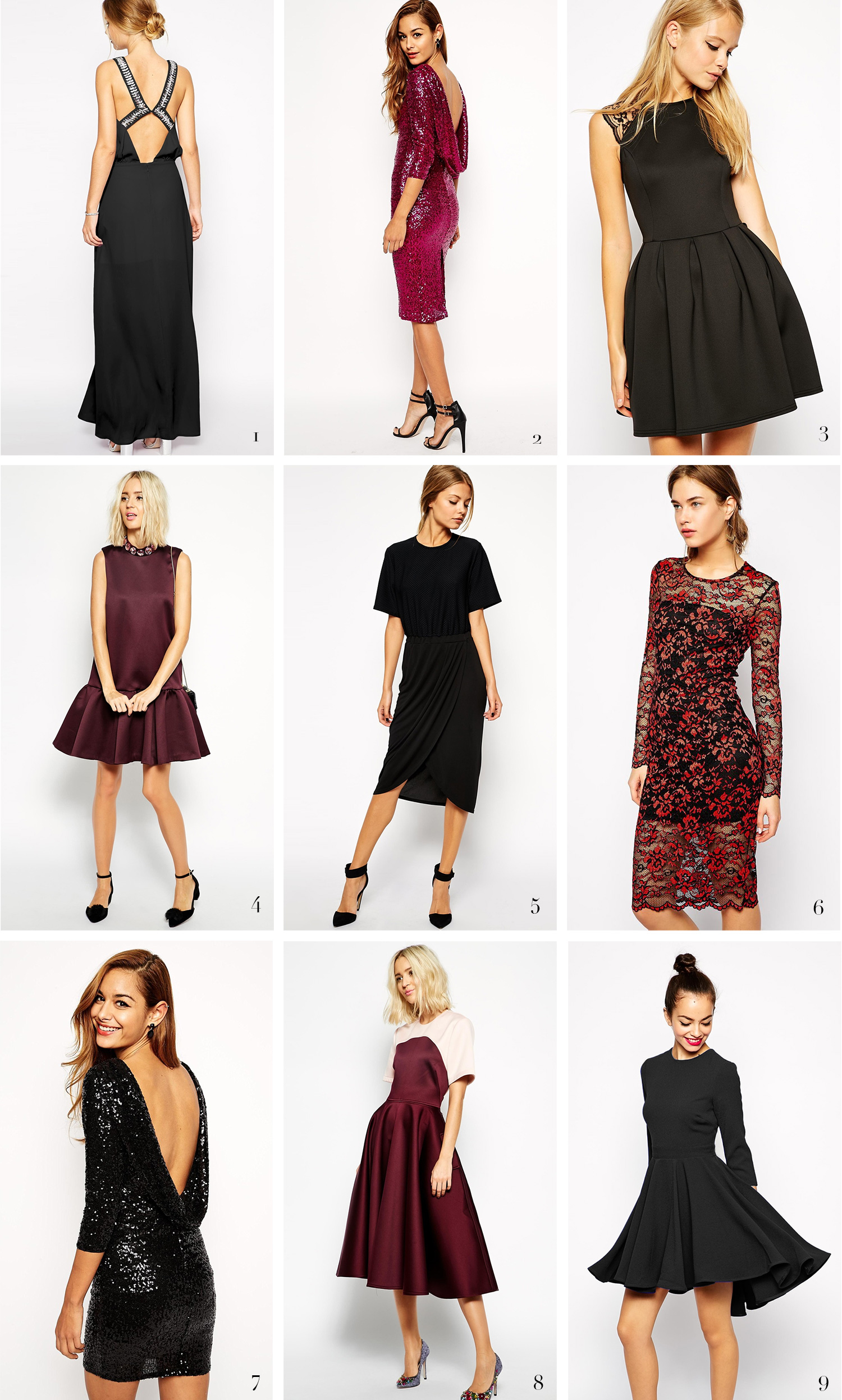 b24096f6f982 Party dresses - Christina Dueholm