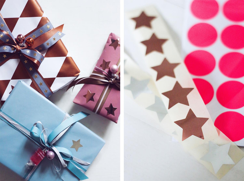 hvordan pakke gaver