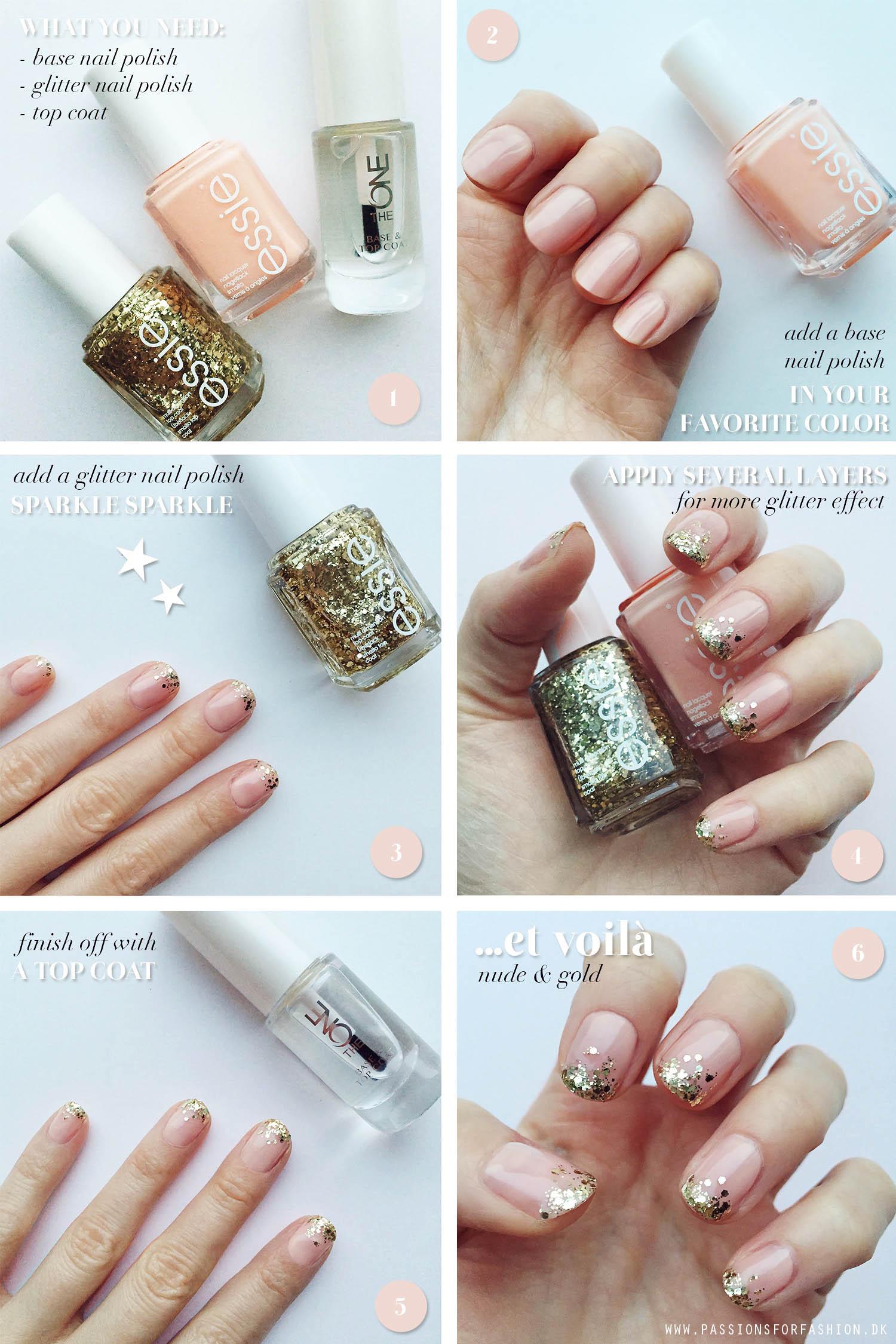 DIY nail art@2x