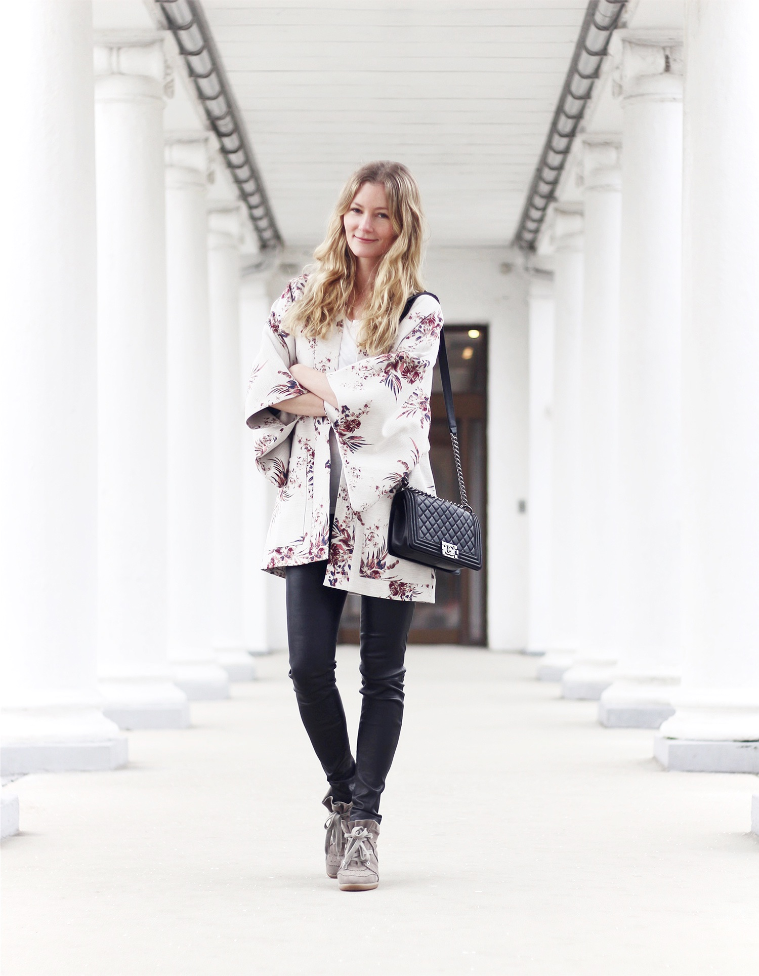 blomstret kimono-jakke@2x