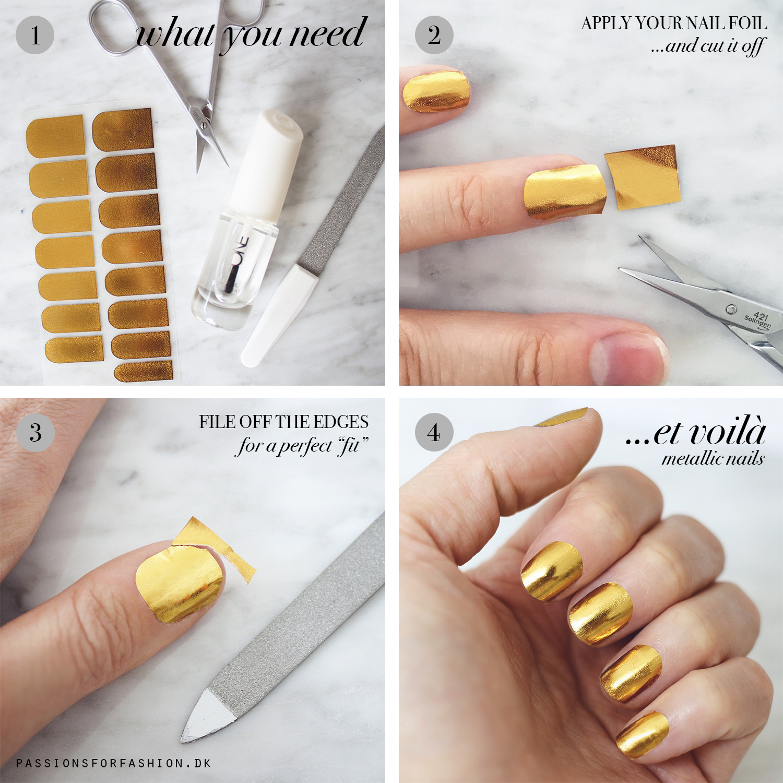 diy nail design neglefolie-nail-art-guld-negle-@2x