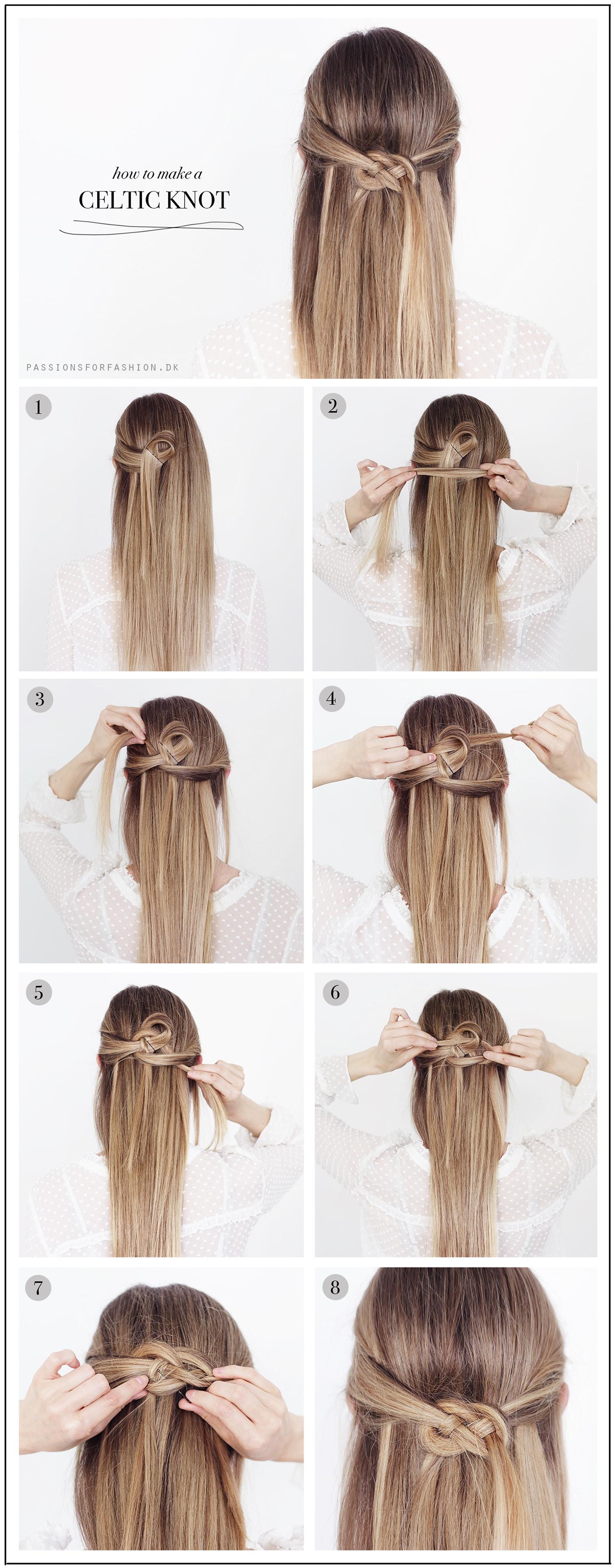 hårfisyrer langt klassisk hår