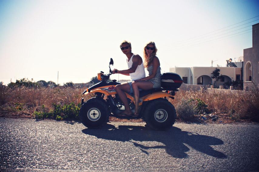 4-hjulet motorcykel