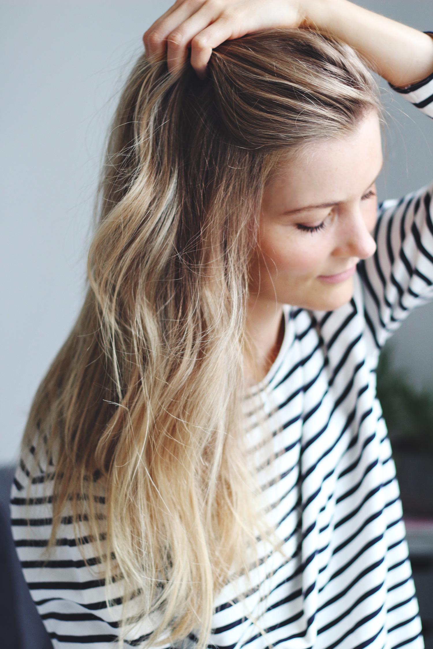 blond-hår