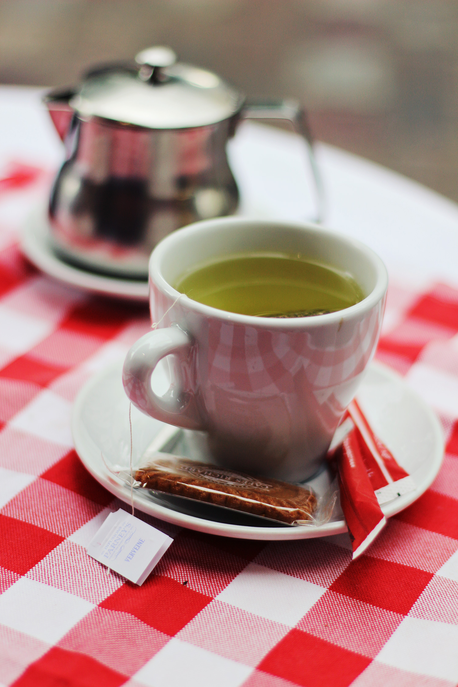 grøn-te