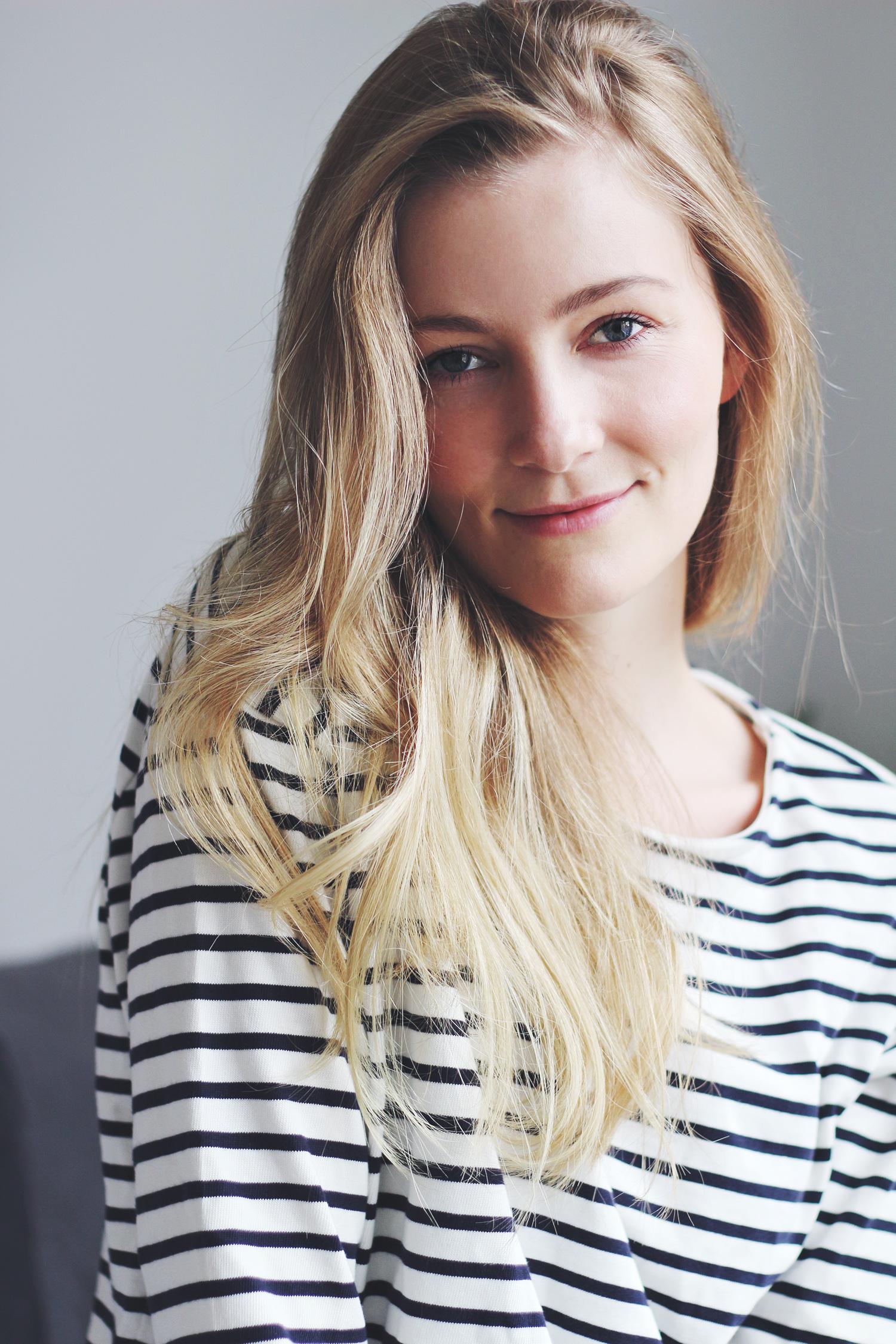 lyst-hår