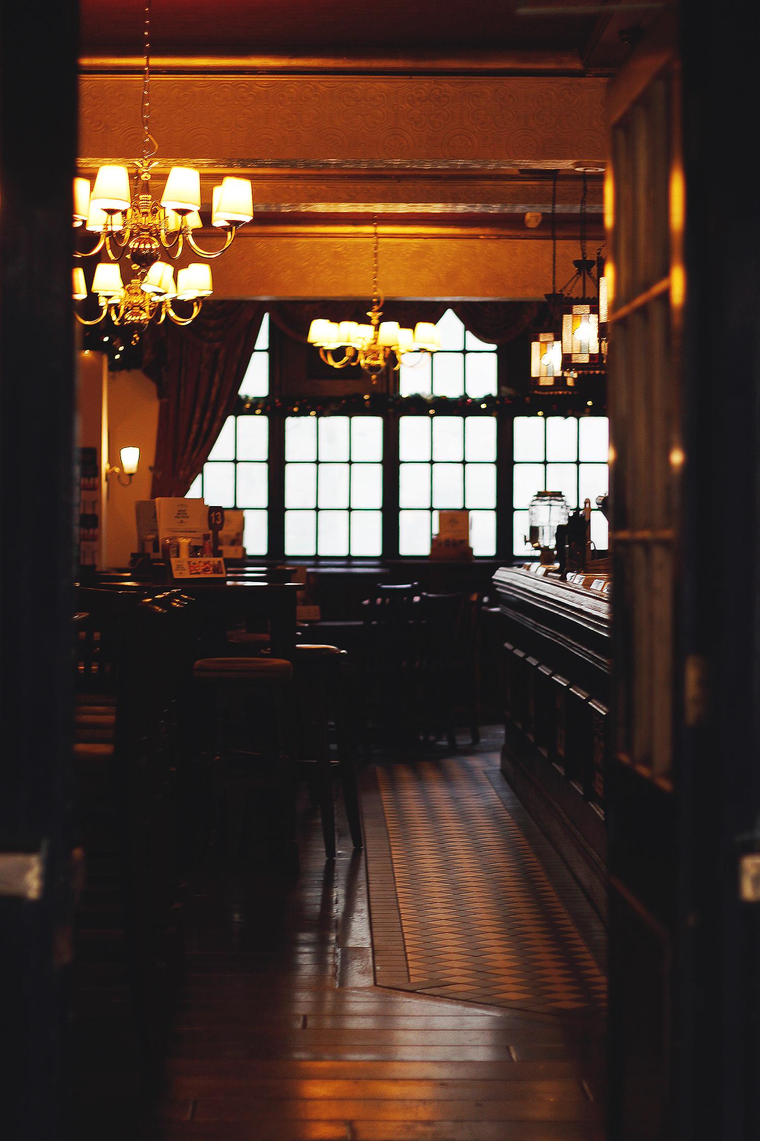 engelsk-pub
