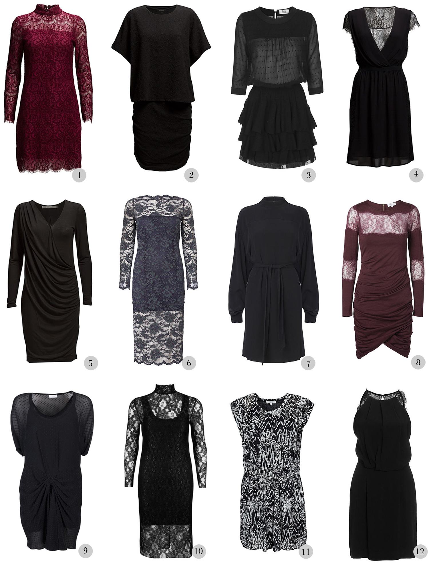 20d6a2b8890a Christmas party dresses - Christina Dueholm