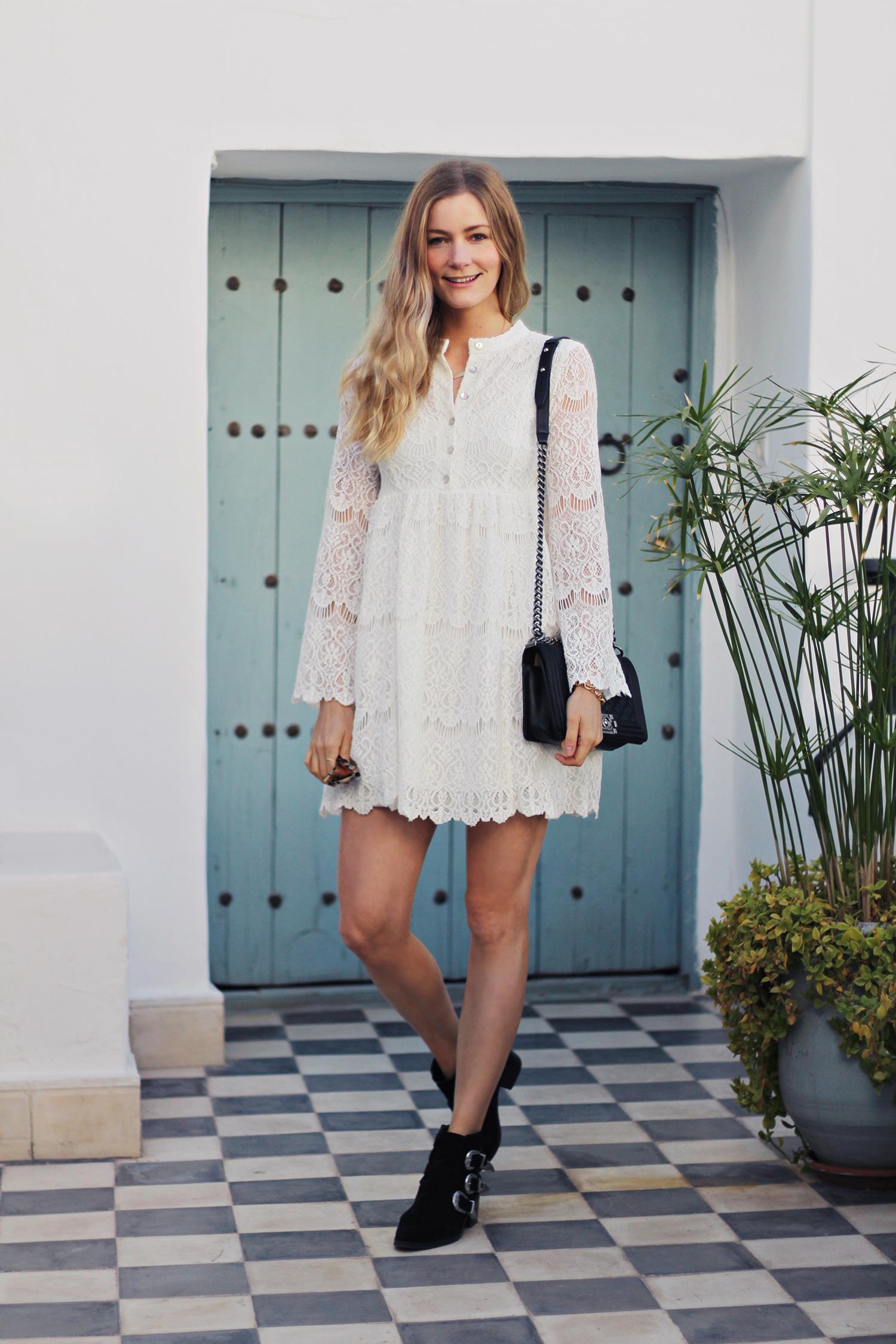 hvid-blondekjole
