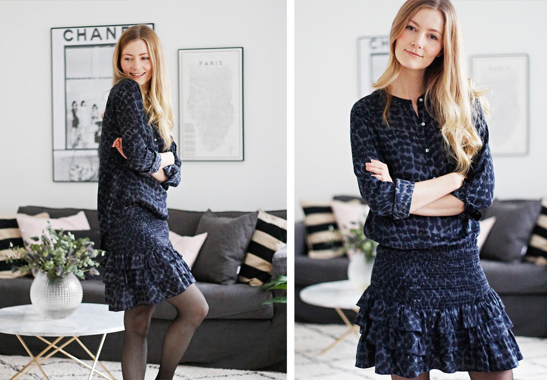 leopard-kjole