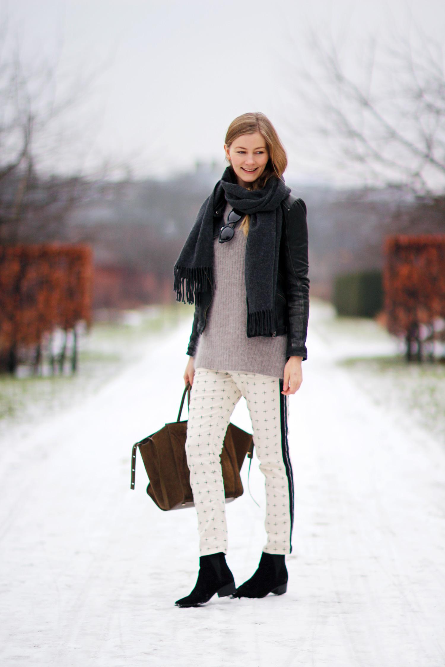 H&M-bukser